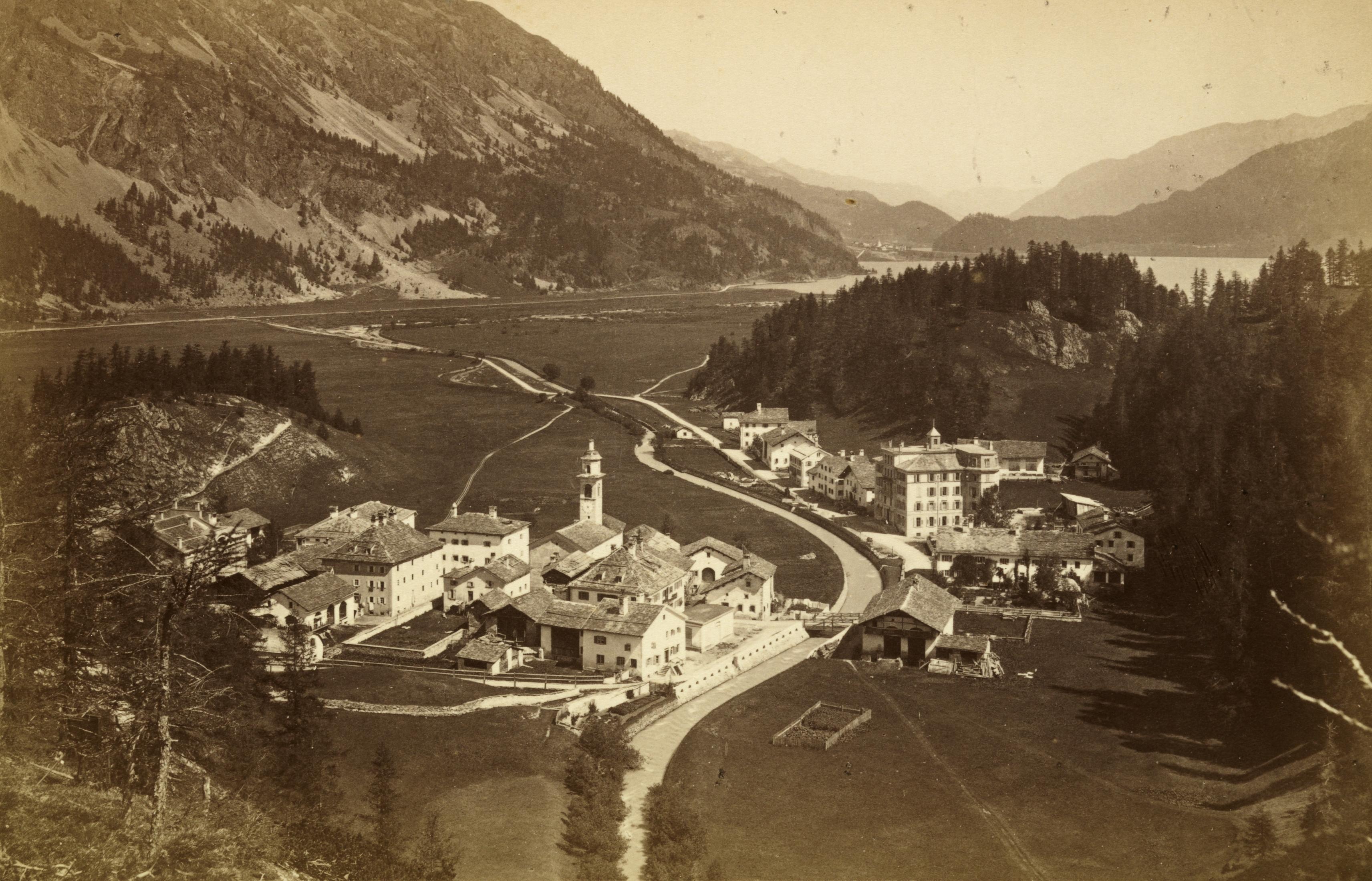 Sils Maria, ca. 1880 (JPG)